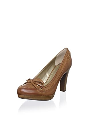 Adrienne Vittadini Footwear Women's Pacific Platform Pump (Cuoio)