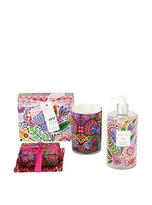 Mudlark Bohemian Soap & 10.5-Oz. Candle Gift Set