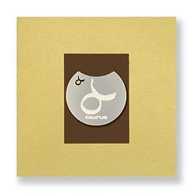 【クリックでお店のこの商品のページへ】touch of ginger ゾディアック ギフトカード タウルス TOG-GC-Z11