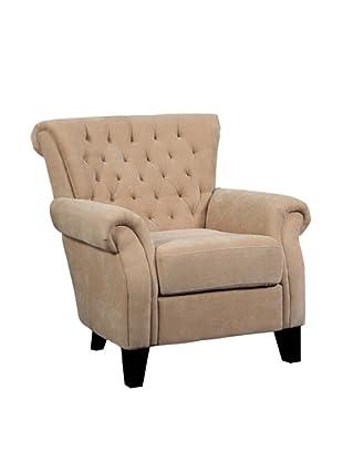 Abbyson Living Signature Tufted Armchair