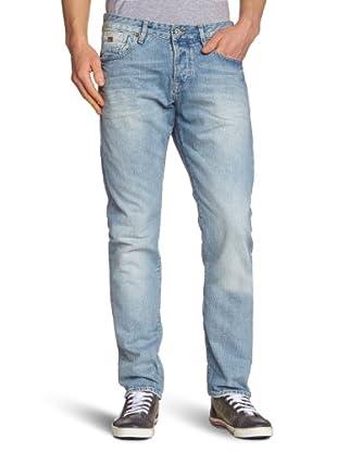 Scotch & Soda Jeans Ralston Faded Picture (Denim Blue)