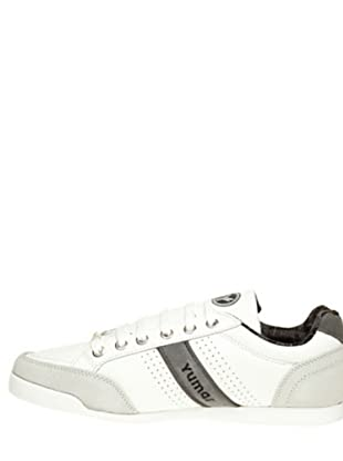 Yumas Zapatillas Niza (blanco / gris)