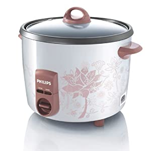 Philips HD4715 1.8-Litre Electric Rice Cooker