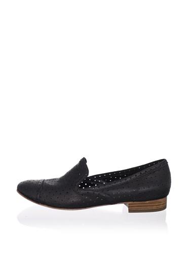 Dolce Vita Women's Imogen Slip-On Loafer (Black)