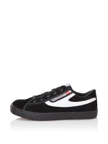 Diesel Kids Onward Sneaker (Black/White)