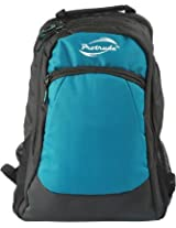 """Protrude Compact 15.6"""" Laptop Backpack - Blue"""