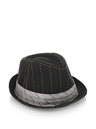Goorin Brothers Men's Big Dresdel Fedora (Charcoal)