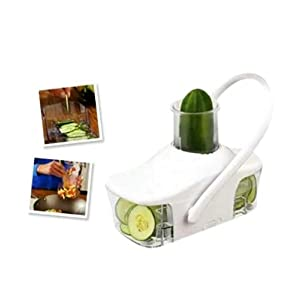 Keya's World Slice O Matic Vegetable Slicer & Chopper