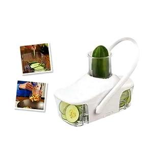Keya's World Slice O Matic Vegetable Slicer & Chopper