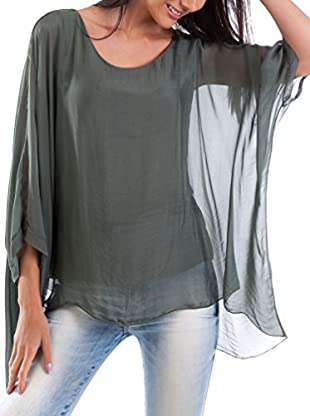Silk Factory Bluse Haut