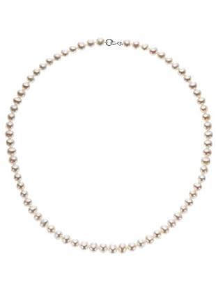Emi Kawai Kette Perle Weißgold 18k 6-6,50 mm