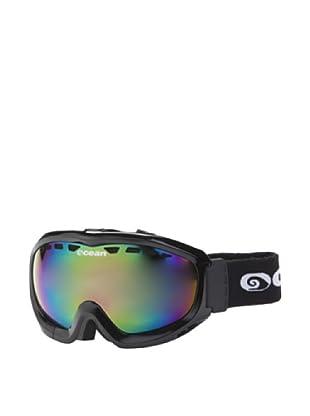 Ocean Máscara Ski Patagonia (Negro Brillante / Multicolor)