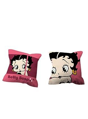 Euromoda Licencias Cojín con Relleno Betty Boop 1 (Multicolor)