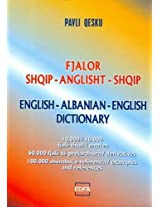 English-Albanian and Albanian-English Dictionary