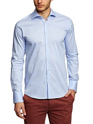 Scotch & Soda Camisa Laurence (Azul Claro)
