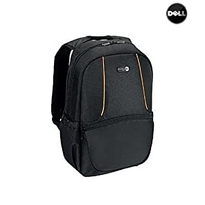 Dell Sports Laptop Backpack By Tagus 15.6 Inch (Black)