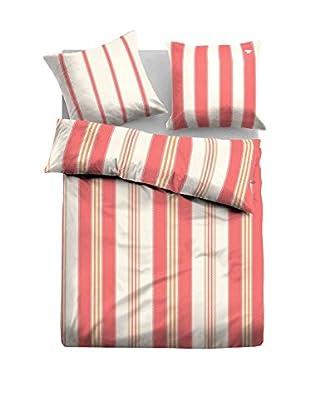 Tom Tailor Set Bettbezug und Kissenbezug Linon