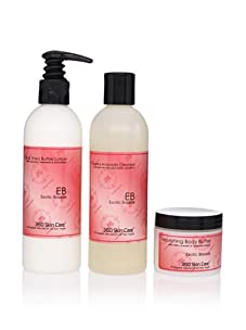360 Skincare Exotic Breeze Pamper Me Bath Collection
