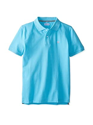 Nikky Men's Lola Polo (Sky Blue)