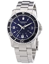 Victorinox Maverick Analogue Blue Dial Women's Watch - 241609