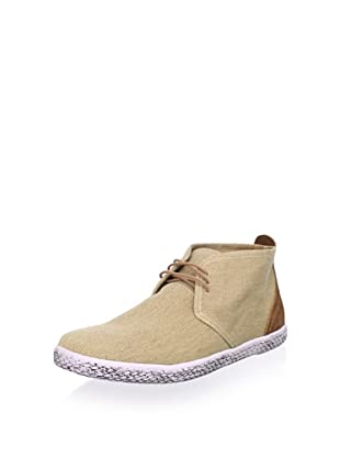 J SHOES Men's Sonar Chukka (Oatmeal/Tan)
