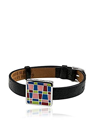 Goldmaid Armband silber/schwarz