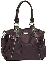 Storksak Olivia Diaper Bag, Mulberry