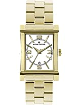 Jacques Lemans Analog White Dial Women's Watch - 295G