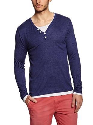 Scotch & Soda Camiseta Richie (Azul)