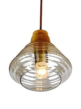 Lámpara Swerm 2 Madera Haya