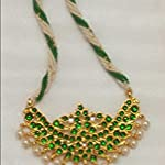 Traditional Pachhi Pendant Necklace