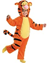 Disney Winnie The Pooh Tigger Infant Costume 2 T By Unknown