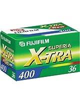 Fuji Film Superia X-TRA 400 Speed 36 Exposure Print Film SUP40036