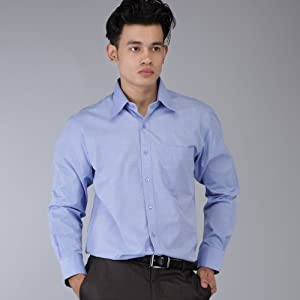 John Players Men Shirts JWFFS 247 D 64