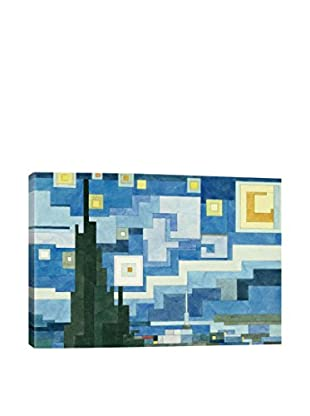Adam Lister Gallery The Starry Night Wrapped Canvas Print