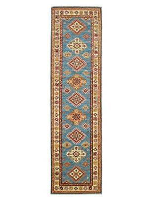 Kalaty One-of-a-Kind Kazak Rug, Blue, 2' 8
