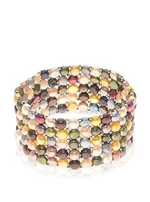 Manufacture Royale des Perles du Pacifique Armband  mehrfarbig