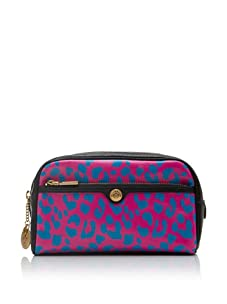 Rebecca Minkoff Women's Jovanna Made-Up Cosmetic Case, Fuchsia
