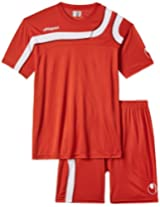 UHLSport UH 03 Jersey and Short, 1 Set (Red/White)