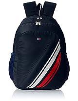 Tommy Hilfiger Preston Navy Blue Children's Backpack (TH/BTS08PTN)