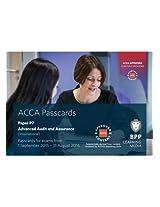 ACCA P7 Advanced Audit and Assurance (International): Passcards