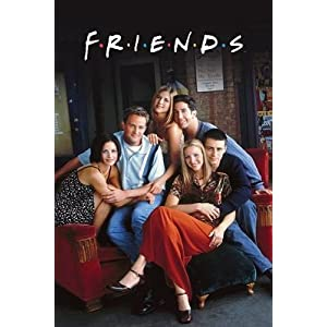 OyeBazaar PP32138 Friends Poster