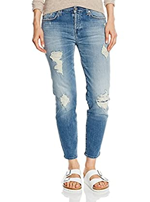 7 For All Mankind Jeans Boyfriend Cut Josie