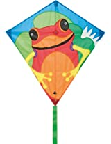 "HQ Kites Eddy Froggy 27"" Diamond Kite"