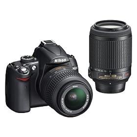Nikon デジタル一眼レフカメラ D5000 ダブルズームキット D5000WZ ニコン