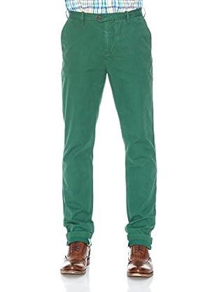 Pepe Jeans London Pantalón Sergio (Verde)