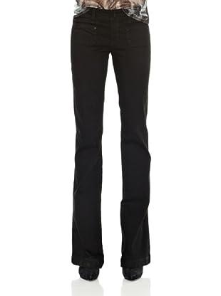Mango Jeans Janis (Schwarz)