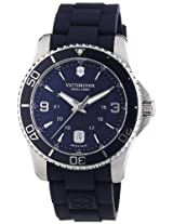 Victorinox Maverick Analogue Blue Dial Men's Watch - 241603