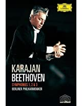 Beethoven: Symphonies 1, 2 and 3