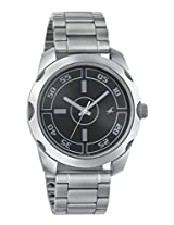 Fastrack Casual Analog Black Dial Men's Watch - 3123SM01